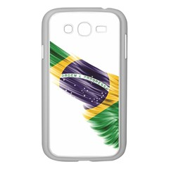 Flag Of Brazil Samsung Galaxy Grand Duos I9082 Case (white)