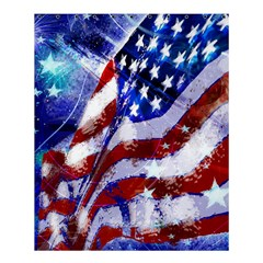Flag Usa United States Of America Images Independence Day Shower Curtain 60  X 72  (medium)  by Sapixe