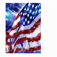 Flag Usa United States Of America Images Independence Day Large Garden Flag (two Sides) by Sapixe