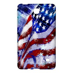 Flag Usa United States Of America Images Independence Day Samsung Galaxy Tab 4 (7 ) Hardshell Case  by Sapixe