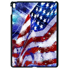 Flag Usa United States Of America Images Independence Day Apple Ipad Pro 9 7   Black Seamless Case by Sapixe
