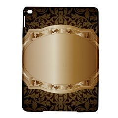 Floral Metal Pattern Ipad Air 2 Hardshell Cases by Sapixe