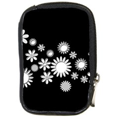 Flower Power Flowers Ornament Compact Camera Cases by Sapixe
