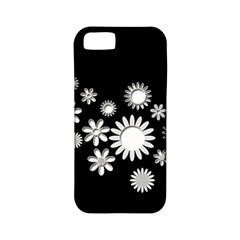 Flower Power Flowers Ornament Apple Iphone 5 Classic Hardshell Case (pc+silicone) by Sapixe