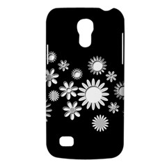 Flower Power Flowers Ornament Galaxy S4 Mini by Sapixe