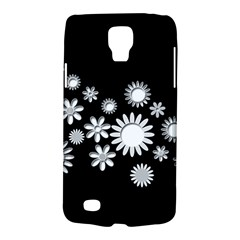 Flower Power Flowers Ornament Galaxy S4 Active by Sapixe