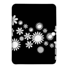 Flower Power Flowers Ornament Samsung Galaxy Tab 4 (10 1 ) Hardshell Case