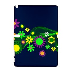 Flower Power Flowers Ornament Galaxy Note 1 by Sapixe