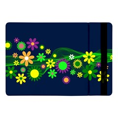 Flower Power Flowers Ornament Apple Ipad Pro 10 5   Flip Case by Sapixe