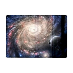 Galaxy Star Planet Apple Ipad Mini Flip Case