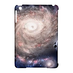 Galaxy Star Planet Apple Ipad Mini Hardshell Case (compatible With Smart Cover) by Sapixe