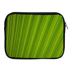 Green Leaf Pattern Plant Apple Ipad 2/3/4 Zipper Cases by Sapixe
