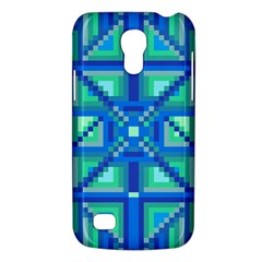 Grid Geometric Pattern Colorful Galaxy S4 Mini