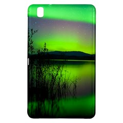 Green Northern Lights Canada Samsung Galaxy Tab Pro 8 4 Hardshell Case by Sapixe