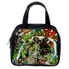 April   Birds Of Paradise 5 Classic Handbags (one Side)