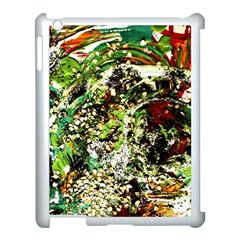April   Birds Of Paradise 5 Apple Ipad 3/4 Case (white) by bestdesignintheworld