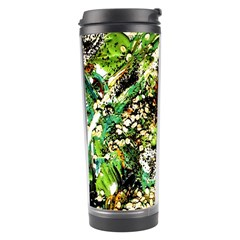 April   Birds Of Paradise 5 Travel Tumbler by bestdesignintheworld