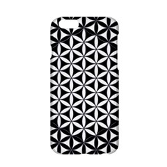 Flower Of Life Hexagon Cube 4 Apple Iphone 6/6s Hardshell Case by Cveti