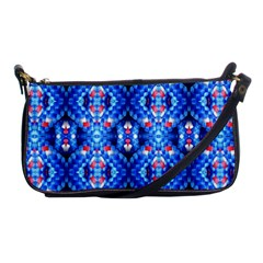 Artwork By Patrick Colorful 27 Shoulder Clutch Bags by ArtworkByPatrick