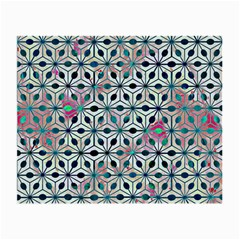 Asterisk, Pattern Sacred Geometry 1 Small Glasses Cloth (2 Side)