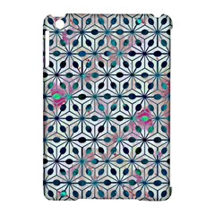 Asterisk, Pattern Sacred Geometry 1 Apple Ipad Mini Hardshell Case (compatible With Smart Cover) by Cveti