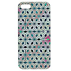 Asterisk, Pattern Sacred Geometry 1 Apple Iphone 5 Hardshell Case With Stand by Cveti