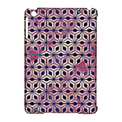 Asterisk Pattern Sacred Geometry 2 Apple Ipad Mini Hardshell Case (compatible With Smart Cover) by Cveti
