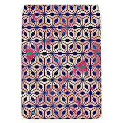 Asterisk Pattern Sacred Geometry 2 Flap Covers (s)  by Cveti