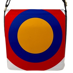 Roundel Of Armenian Air Force Flap Messenger Bag (s) by abbeyz71