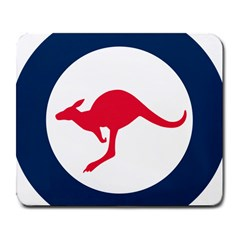 Roundel Of The Australian Air Force Large Mousepads by abbeyz71