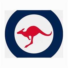 Roundel Of The Australian Air Force Small Glasses Cloth by abbeyz71