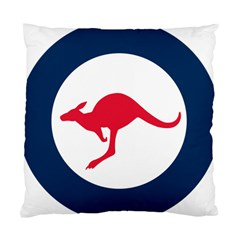 Roundel Of The Australian Air Force Standard Cushion Case (one Side) by abbeyz71