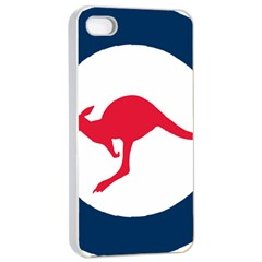 Roundel Of The Australian Air Force Apple Iphone 4/4s Seamless Case (white) by abbeyz71