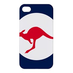 Roundel Of The Australian Air Force Apple Iphone 4/4s Hardshell Case by abbeyz71