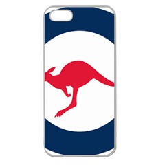 Roundel Of The Australian Air Force Apple Seamless Iphone 5 Case (clear) by abbeyz71