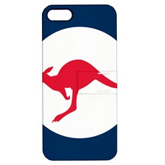 Roundel Of The Australian Air Force Apple Iphone 5 Hardshell Case With Stand by abbeyz71