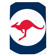Roundel Of The Australian Air Force Flap Covers (s)  by abbeyz71