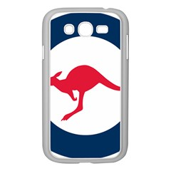 Roundel Of The Australian Air Force Samsung Galaxy Grand Duos I9082 Case (white) by abbeyz71