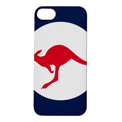 Roundel Of The Australian Air Force Apple Iphone 5s/ Se Hardshell Case by abbeyz71