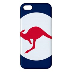 Roundel Of The Australian Air Force Iphone 5s/ Se Premium Hardshell Case by abbeyz71