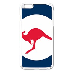Roundel Of The Australian Air Force Apple Iphone 6 Plus/6s Plus Enamel White Case by abbeyz71