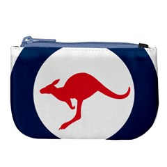 Roundel Of The Australian Air Force Large Coin Purse by abbeyz71