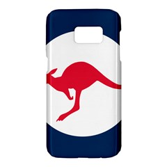 Roundel Of The Australian Air Force Samsung Galaxy S7 Hardshell Case  by abbeyz71