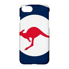 Roundel Of The Australian Air Force Apple Iphone 7 Hardshell Case by abbeyz71
