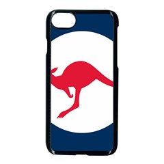 Roundel Of The Australian Air Force Apple Iphone 7 Seamless Case (black) by abbeyz71