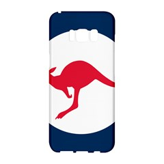Roundel Of The Australian Air Force Samsung Galaxy S8 Hardshell Case  by abbeyz71