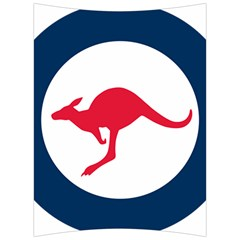 Roundel Of The Australian Air Force Back Support Cushion by abbeyz71
