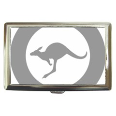Low Visibility Roundel Of The Australian Air Force Cigarette Money Cases by abbeyz71