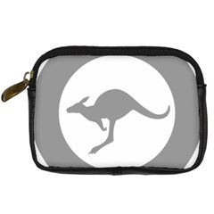 Low Visibility Roundel Of The Australian Air Force Digital Camera Cases by abbeyz71