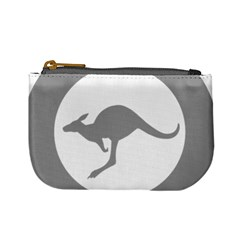 Low Visibility Roundel Of The Australian Air Force Mini Coin Purses by abbeyz71